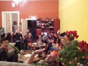 Transylvania Hostel fun Cluj Romania