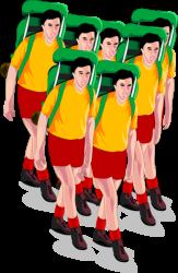 Grup de calatori