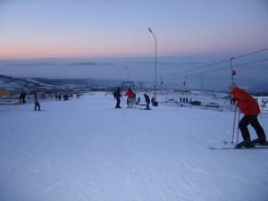 Cluj Ski Slope