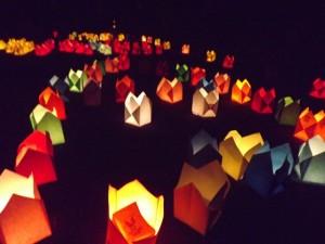 Cluj likes it's lampions