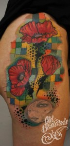 by Andy,  Tattoo artists in Cluj-Napoca